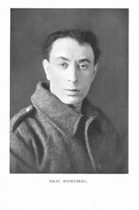 Isaac Rosenberg