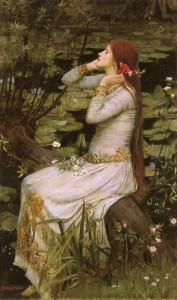 1894, oil on canvas by John William Waterhouse (1849–1917)
