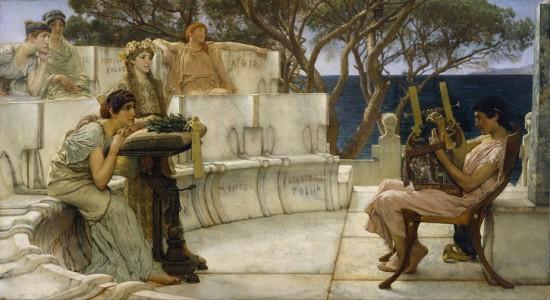 Sappho and Alcaeus