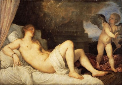 1545–1546, oil on canvas by Titian (1490–1576)
