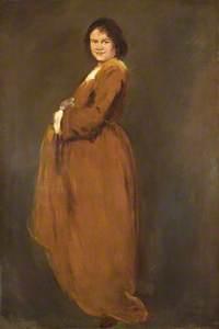 Ida John (c.1877–1907), Pregnant