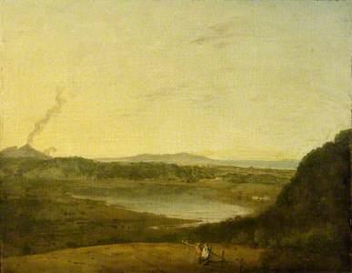 The Lago di Agnano