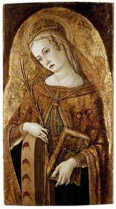 St Catherine of Alexandria