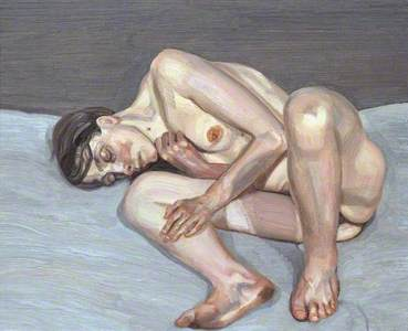 Small Naked Portrait
