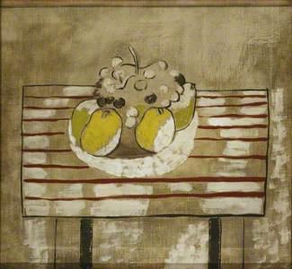 1926 (Still Life with Fruit - Version 2)