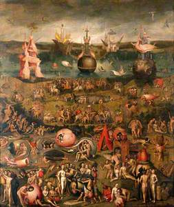 The 'Garden of Earthly Delights'