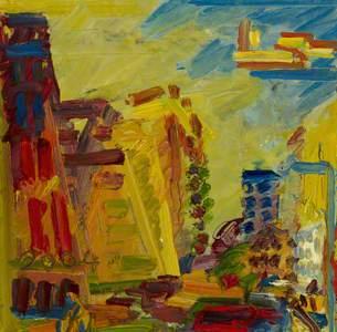 Mornington Crescent- Summer Morning II