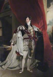 HRH George, Prince of Wales, KG