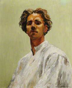 Mervyn Peake, Self Portrait