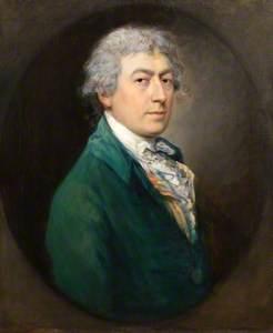 Self Portrait (copy after Thomas Gainsborough)