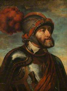 Emperor Charles V (after Tiziano Vecellio)