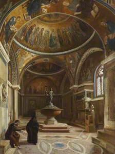 Interior of San Marco, Venice