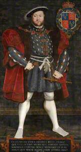 King Henry VIII (1491–1547), Founder of Trinity College (1546)