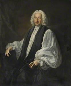 Thomas Herring, STP, Archbishop of Canterbury (1747)