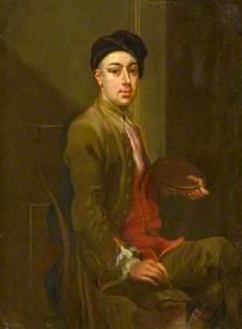 Self Portrait of the Artist in His Studio