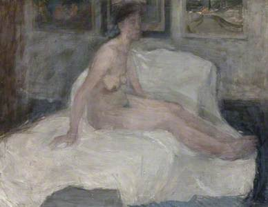 Life Drawing - Female Nude