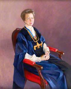 HRH Princess Anne, The Princess Royal (b.1950)