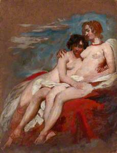Nude Figure Studies