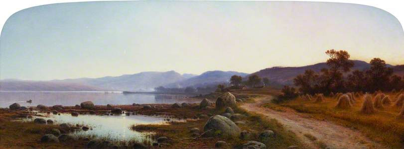 Lamlash Bay, Isle of Arran