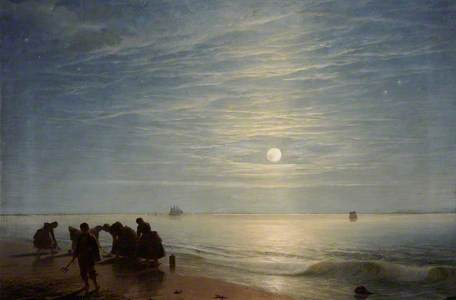 The Summer Moon - Bait Gatherers