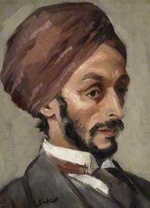 Portrait of an Afghan Gentleman