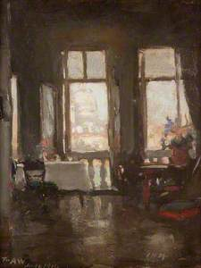 An Interior, Venice