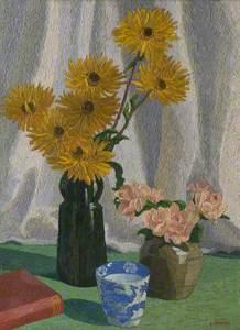 Dwarf Sunflowers