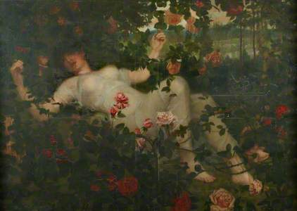 Awakening Of The Spirit Of The Rose