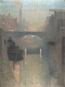 Bailey Bridge, Manchester