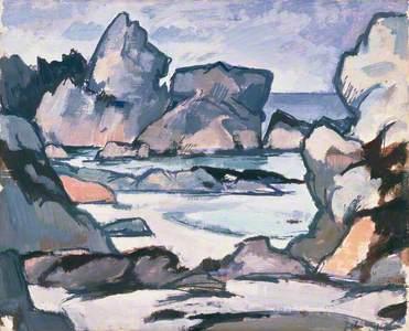 Rocks at Iona