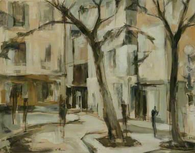 Place Furstenboug, Paris