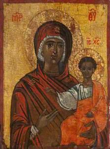 Virgin Hodigetria