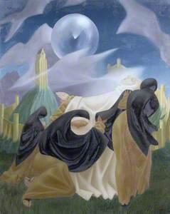 A Vision of Saint Teresa