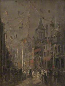 Impression of the 1922 Guild