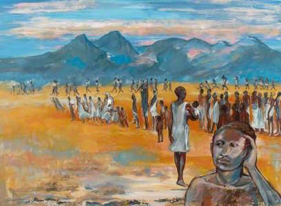 Is Famine Ever Permissable? Compulsory Migration Ethiopia