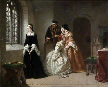 The Last Moments of Lady Jane Grey
