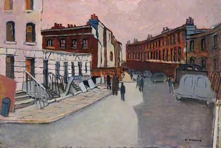 Lesley Road, off Caladonian Road