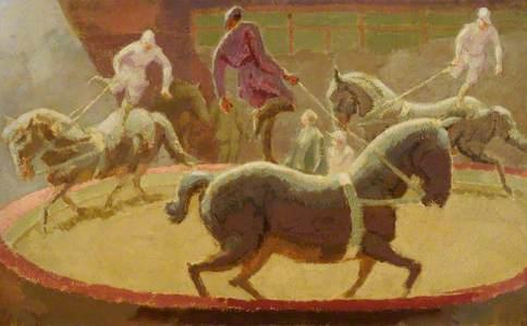 Swallow's Circus, Royal Agricultural Hall