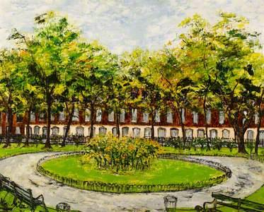 Arbour Square, Stepney