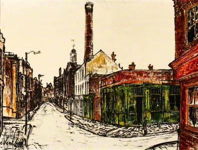 Brick Lane, Whitechapel