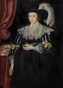 Anne Fanshawe (1607–1628), 1st Wife of Thomas 1st Viscount Fanshawe