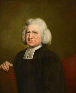 Reverend Charles Wesley, MA