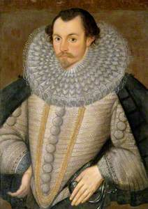 Portrait of a Man (called Sir Martin Frobisher, Knight)