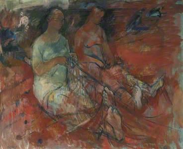 Spanish Fisherwomen