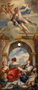 Mercury and the Arts