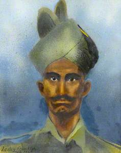 Jemadar Abdul Hafiz, VC (1925–1944), 9th Jat Regiment, 1944