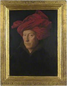 Portrait of a Man (Self Portrait?)