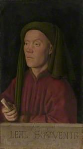 Portrait of a Man ('Léal Souvenir')