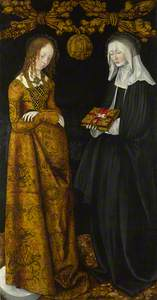 Saints Christina and Ottilia