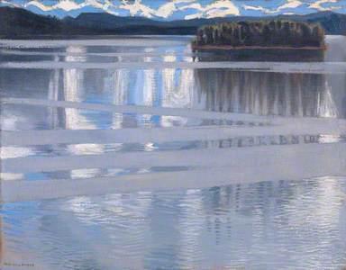 Lake Keitele